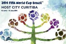 World Cup Host Cities Posters