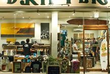Seminyak Boutiques / Shops right on Jl. Laksmana Oberoi
