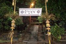 Seminyak Temples / Spiritual places among us... 1.) Pura Kayu Aya, 2). Pura Petitenget 3.) Pura Bugis 4.) Pura BasangKasa