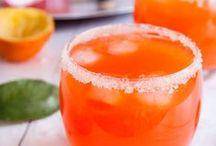DRINKS / Recopilación de cócteles, bebidas sin alcohol, zumos...