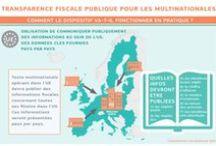 La Fiscalité et l'UE / Lutte pour + de transparence et contre l'évasion fiscale