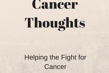 Cancer Thoughts