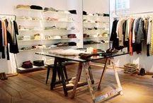 Bellerose Store, Rue Jacob in Paris / Bellerose second Parisian store is located in Saint Germain Des Prés, Rive Gauche.