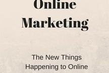 Online Marketing News to Grow Your Business / Different way to have online marketing to get your message out.