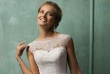 Robe de mariée / Inspiration pour ma robe de mariée :) <3