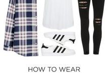 Outfit ideas / Inspiration <3