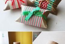 Christmas decorations ideas / For inspiration <3
