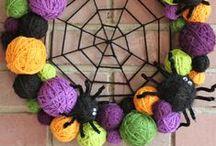 A Spooktacular Halloween / Halloween decorations, food, and activities!  Spooky fun!
