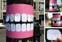 Smart Marketing Ideas / What a clever way to stand out from the crowd!