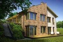 Mi építettük /  Családi ház tervezés és biztonságos kivitelezés azoknak, akik szeretnének, de nem tudnak a kőműves sarkában állni!