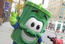 Recycle Bins & Garbage Bins