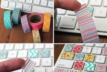 DIY and Crafts / Ingenuity through the use of creativity