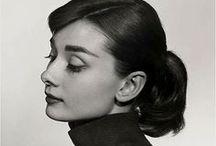 Audrey Hepburn / by Kayla Marie