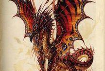 Chasing The Dragon / Dragons