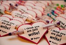 Love Valentine's Day / Celebrating Valentines Day!