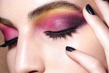 Make-up Inspiration board