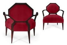 A Chair Is Still A Chair... / Chairs, indoors/outdoors, recliners, settee, benches, ottoman, etc. / by J de Asturias