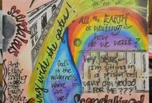 Sermon and Worship Notes - 2013 / Notes taken during worship at Living Word ELCA in Katy, TX.