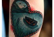 - tattoo -