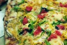 "pizzas we make in pizzeria ""Ventrice"" / Pizzas we prepare everyday with organic fresh ingredients and professional work!"