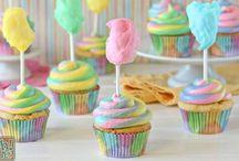 Cakes, Cupcakes and Frosting / Cakes and Cupcakes
