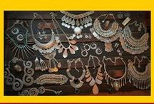 Ethnic Jewelry FHCB / Ethnic Jewelry found at the Funky Hippy Chic Boutique