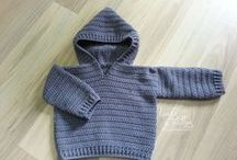 Crochet BB niños / by May Hands