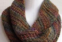 Yarn Explosion / Knitting Patterns I hope to use one day