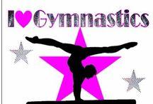 Gymnastics / My Favorite Sport