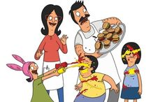 Bob's Burgers / Let's all raise our glasses for this show, no not those glasses