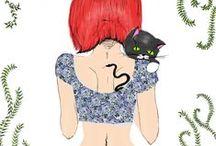 Magdalena's illustration
