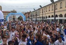 Family Run / Manifestazione collateral di Venicemarathon che coinvolge oltre 16.000 ragazzi delle scuole nelle varie sedi di svolgimento