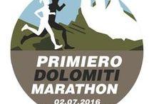 Primiero Dolomiti Marathon / Immagini dei percorsi mozzafiato sulle valli incontaminate di Primiero di diversa difficoltà (42K, 26K e 6.5K), adatte sia ai corridori più esperti che non, oltre che immagini degli eventi collaterali e del territorio