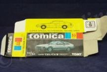 Tomica Box Auctions #1