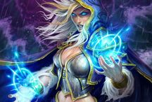 Warcraft - Hearthstone - Heroes of the Storm
