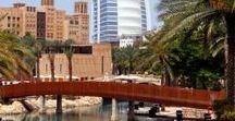 Viagem Oriente Médio / Pins com dicas, roteiros, sugestões e experiências de viagem pelo Oriente Médio e países / destinos como Emirados Árabes Unidos e Dubai e Abu Dhabi.