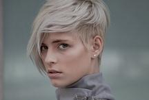 Women Short Haircuts / by Aura Sánchez Rojas