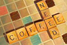 Mmmm Coffee / by Amanda Ciolek
