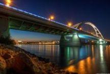 Európa hídjai / A híd, ami összeköt... Lássuk Európát milyen hidak kötik össze.