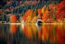 Európa ősszel / Lássuk milyen színekbe öltözik Európa ősszel