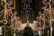 Európa karácsonyi fényekben / Lássuk milyen világításban pompáznak Európa városai.  Let's see European cities at Christmas time.