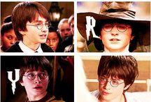 ハリーポッター Harry Potter / by U. TOMOKO