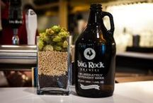 Big Rock Brewery  / Deliberately different craft beer.