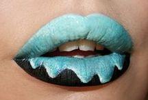 Makeup Inspiration / Rockabilly, retro, goth, punk, grunge, pastel makeup styles / by Rebel Circus