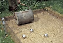 petanque courts / outside play time