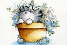 Maria Woods Illustration / illusztráció
