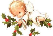 Ruth J. Morehead Illustration: Angels / art