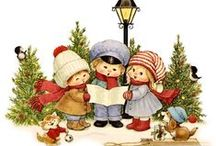 Ruth J. Morehead Illustration: Christmas / art
