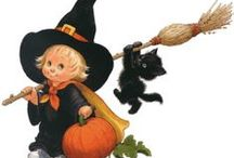 Ruth J. Morehead Illustration: Halloween / art