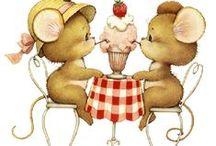 Ruth J. Morehead Illustration: Animals / art